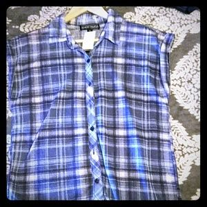 Tops - Flannel shirt